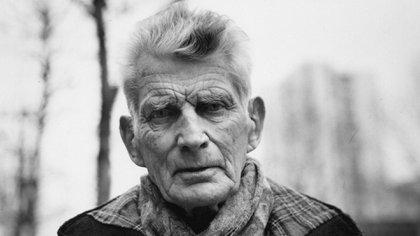 """Samuel Beckett, autor de """"Esperando a Godot"""" y Premio Nobel de Literatura"""