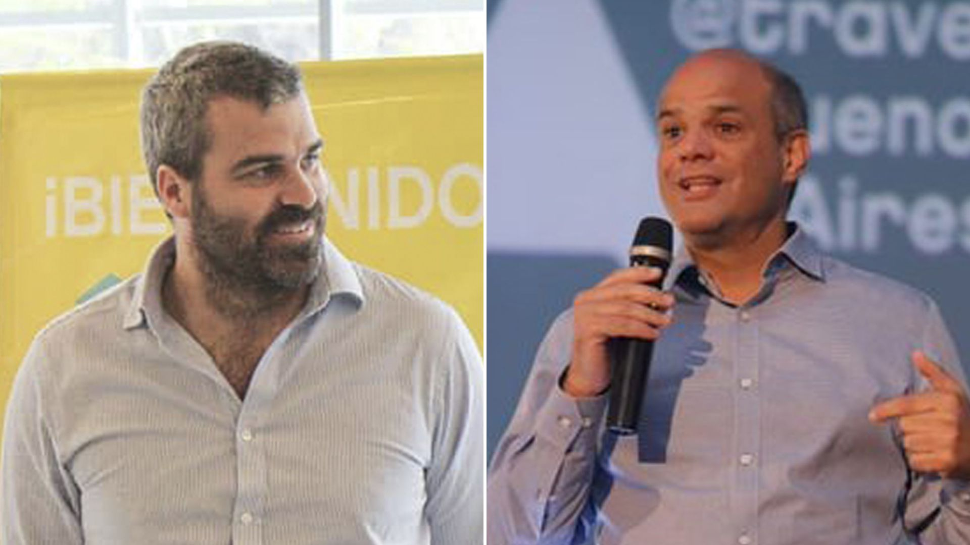 Robredo y Montovio, los funcionarios que presentaron sus renuncias