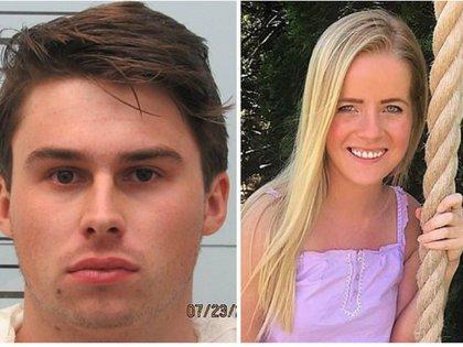 Las amigas de Ally Kostial pensaron desde un principio que Brandon era el culpable del crimen, ya que no se tomó nada bien la noticia del embarazo de la estudiante (Foto: AP/Facebook)