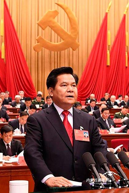 Li Jiheng, ministro de Asuntos Civiles de China