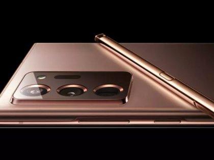 Filtraciones de imágenes de Samsung Galaxy Note 20