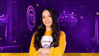 Luz Adriana (Foto: Cortesía TV Azteca/MasterChef México)