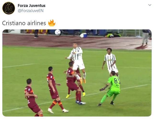 Meme Cristiano Ronaldo Airleans