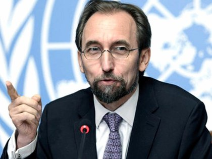 El ex Alto Comisionado Zeid Al Hussein
