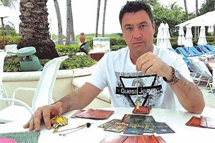 Alejandro Morgan es el nuevo parapsicólogo que llamó Gimnasia para limpiar su estadio y darle buena energía a su plantel (Foto: Facebook / Alejandro Parapsicologo)
