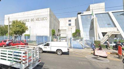 Hospital Juárez de México (Foto: Google Maps)