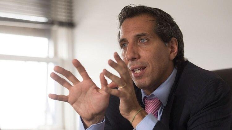 El fiscal Diego Luciani