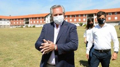 Alberto Fernández podría aplicar un método propuesto por Axel Kicillof durante la videconferencia con los gobernadores