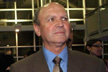 Vicealmirante Rafael Huizi Clavier, presidente del FIM