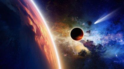 """Nibiru es un planeta que se sospecha existe como el """"noveno planeta"""" del Sistema Solar (iStock)"""