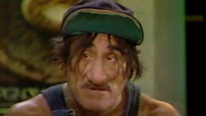 """Su personaje de """"El No Hay"""" (Foto: ¿Qué nos pasa? - Programa de televisión)"""