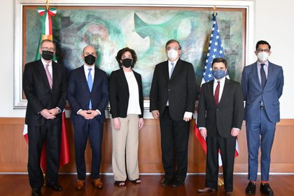 (Foto: Secretaría de Relaciones Exteriores)