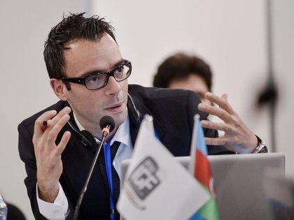 Konstantinos Komaitis, director de desarrollo de políticas en la Internet Society