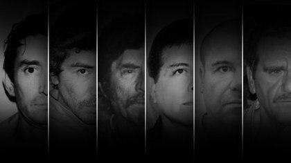 Prófugos, presos o enfermos: dónde están ahora los seis narcos sobrevivientes de la vieja escuela