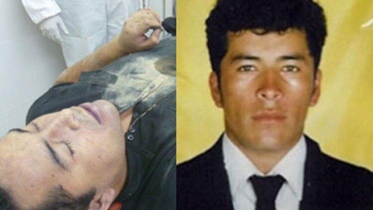 El cuerpo de Heriberto Lazcano fue robado por Miguel Ángel Treviño (Foto: Archivo)