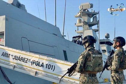 Recientemente la Semar incautó dos toneladas de cocaína en Acapulco, Guerrero (Foto: Semar)