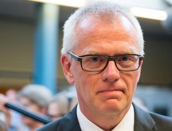 Andreas Brendel, el fiscal del caso