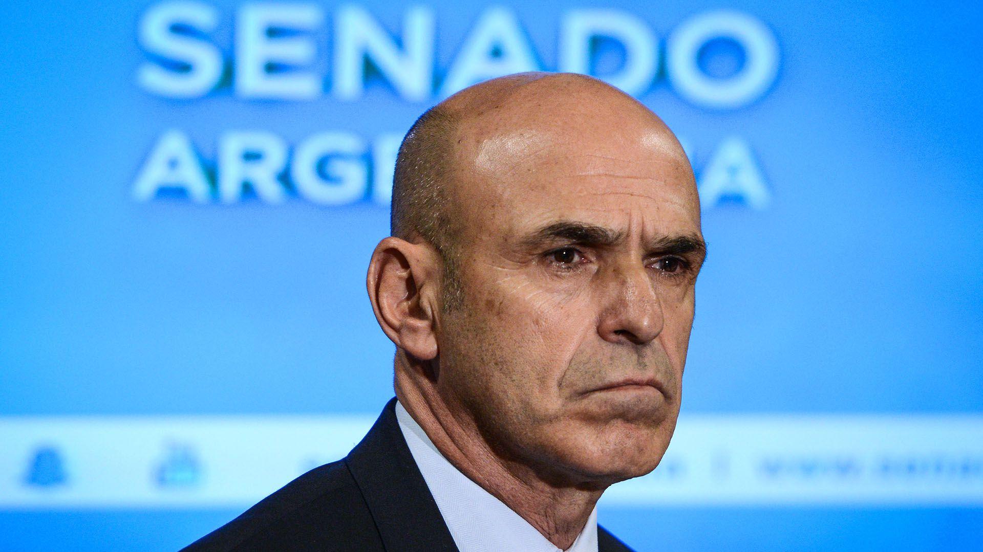 Gustavo Arribas (Charly Diaz Azcue / Comunicacion Senado)