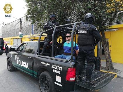 La FGR podría atraer el caso dado el alto perfil de los detenidos (Foto: SSC)
