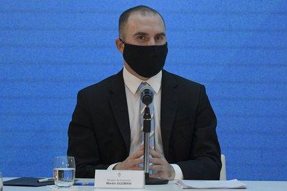 El ministro de Economía, Martín Guzmán, confirmó que no seguirá ni el IFE ni el ATP