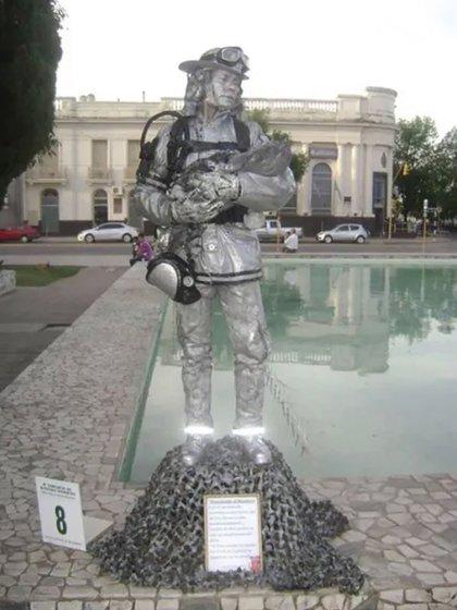 Monumento al Bombero