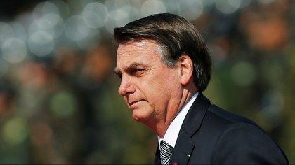 El gobierno de Jair Bolsonaro, en el foco de las críticas por sus políticas contra el cambio climático (REUTERS/Adriano Machado)