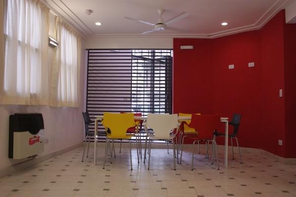 El Centro de Estadía Transitorio, para pacientes oncológicos y familiares