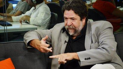 Claudio Lozano cuestionó la desaparición del Ingreso Familiar de Emergencia (IFE) (Foto: Martín Rosenzveig)