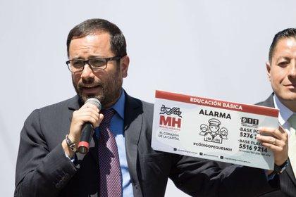 Víctor Hugo Romo perdió ventaja en su reelección  (Foto: Victoria Valtierra/Cuartoscuro)