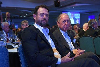José Urtubey y Daniel Funes de Rioja