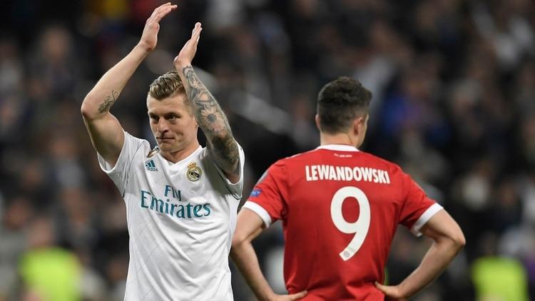 e40df9c617678 Real Madrid eliminó al Bayern Múnich y jugará su tercera final de Champions  League consecutiva (