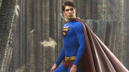 """Brandon Routh como """"Superman"""""""