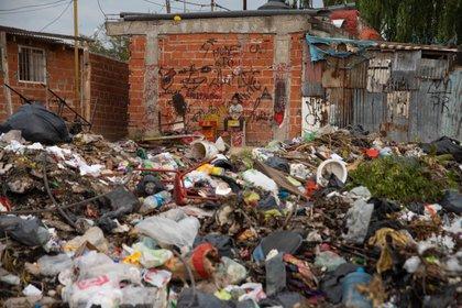 En Villa Itatlí, el 15% de sus habitantes no tiene acceso al agua (Franco Fafasuli)