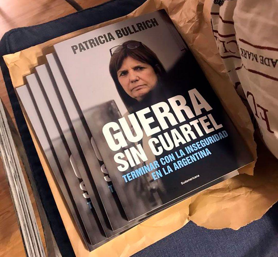 Libro Patricia Bullrich