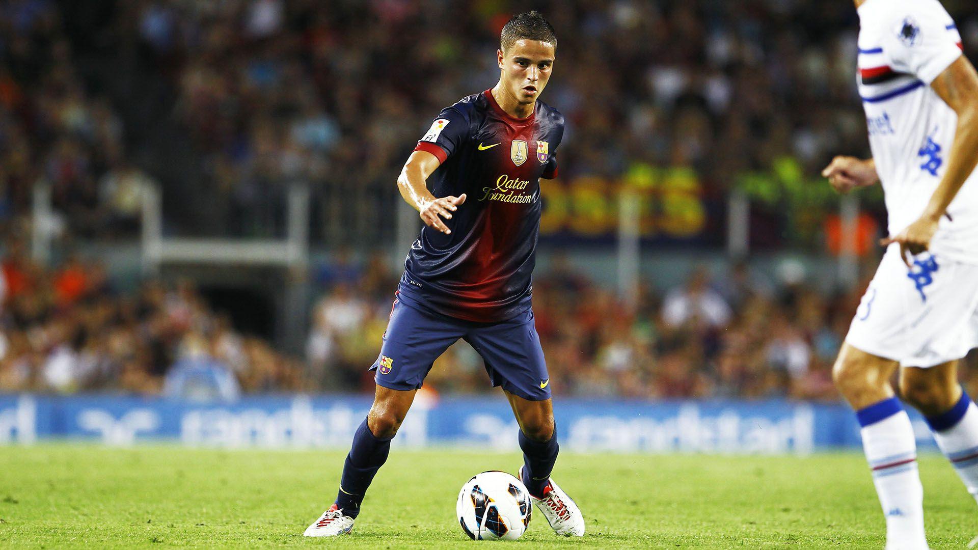 Ibrahim Afellay Barcelona