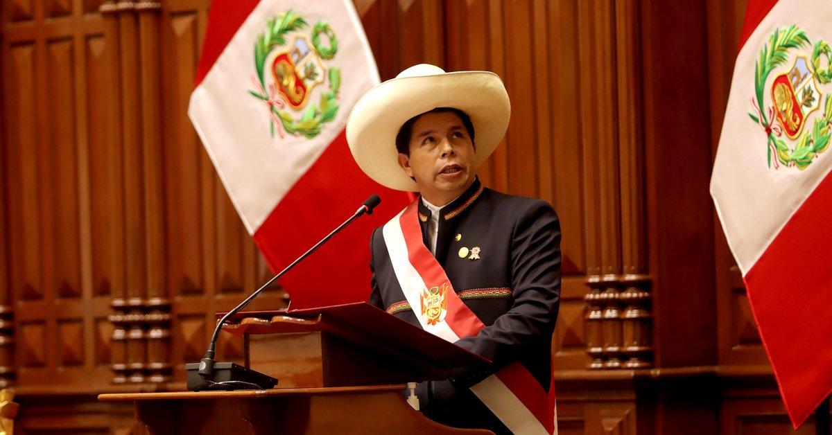 Las claves del discurso inaugural de Pedro Castillo: expulsión de los delincuentes  extranjeros y servicio militar para los jóvenes que no estudian ni trabajan  - Infobae