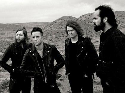 The Killers se presentará en México a finales de 2020 (Foto: Archivo)