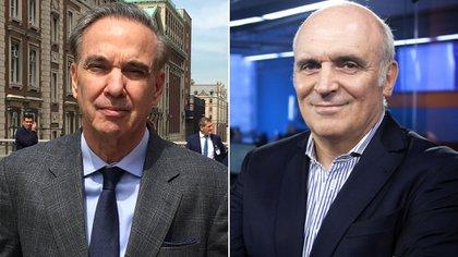 Pichetto y Espert: tenían buena relación, hasta que llegó el cierre de listas para las PASO