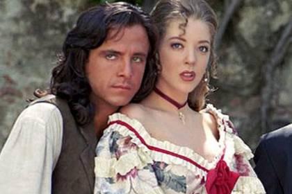"""Eduardo Palomo y Edith González protagonizaron """"Corazón salvaje"""" en 1993"""
