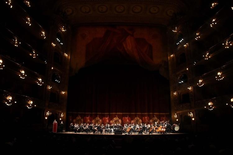 Teatro Colón (Nicolás Stulberg)