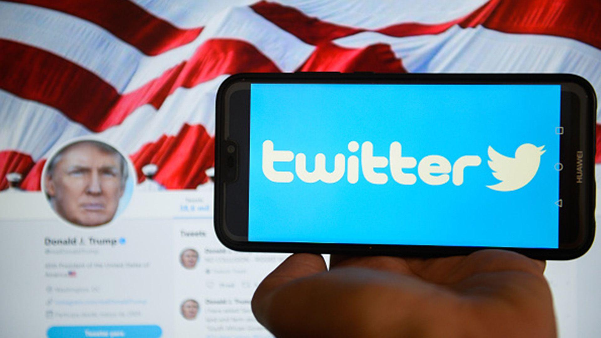 Trump ha causado varias polémicas a través de Twitter (Foto: Archivo)
