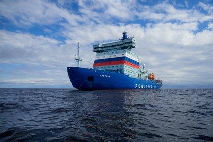 Arktika nuclear-powered icebreaker (Reuters)