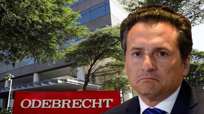 Emilio Lozoya recibió millonarios sobornos de la brasileña Odebrecht (Fotoarte: Steve Allen/Infobae)
