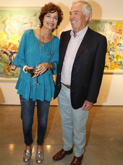 Flavia Martini y Marcelo Devoto