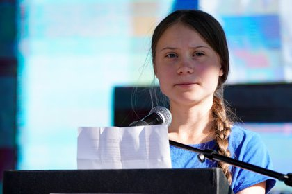 Greta Thunberg (Foto: Reuters)