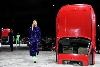 Off-White es la mejor marca de moda del 2020, según Lyst (Reuters)