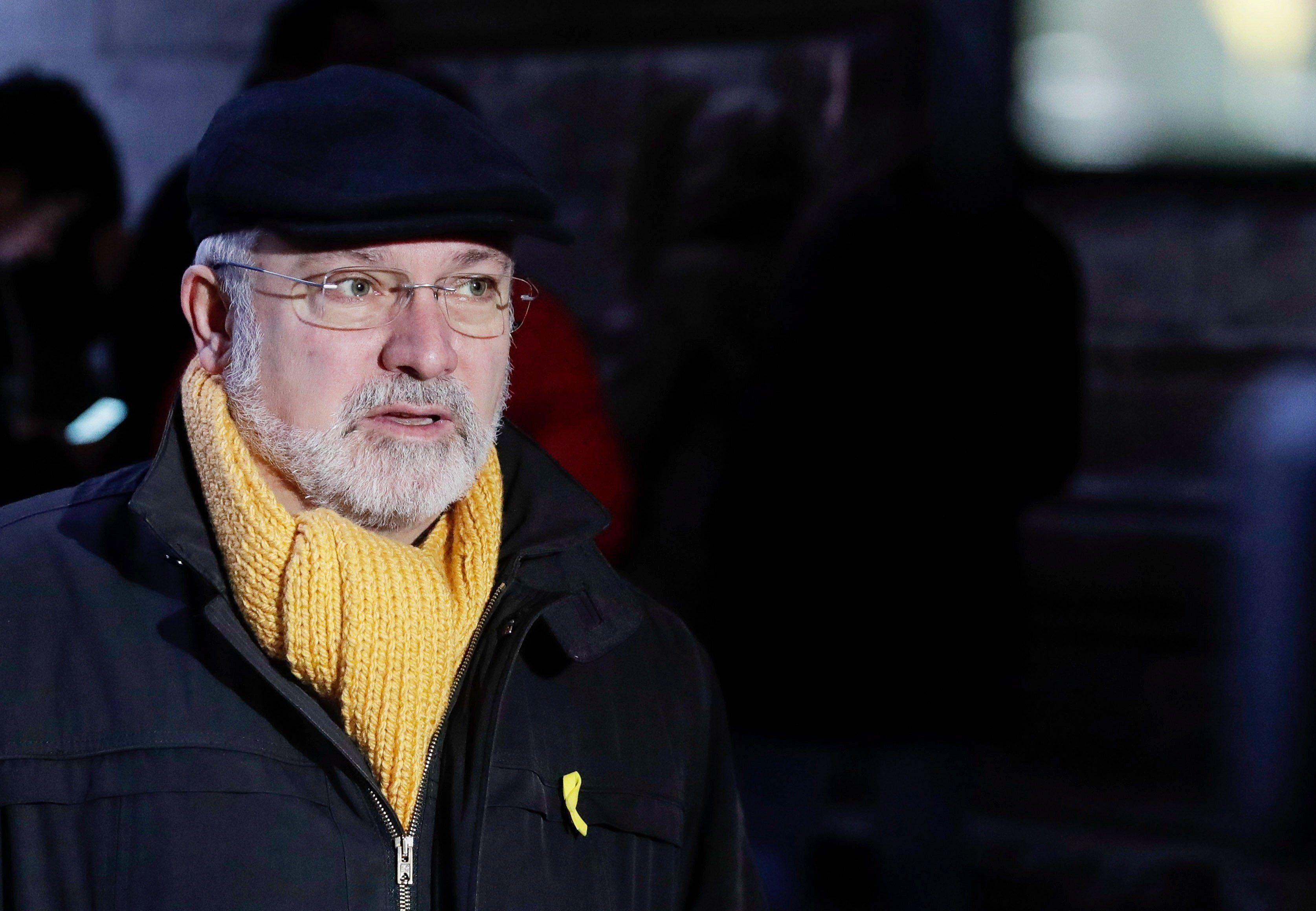 La Justicia belga decide hoy sobre la entrega del ex consejero Lluís Puig. EFE/EPA/STEPHANIE LECOCQ/Archivo