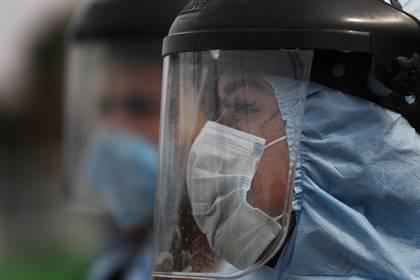 México podría entrar en la Fase 3 de contagios a mediados de abril (AP Photo/Marco Ugarte)