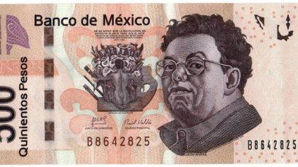Foto: banco de México