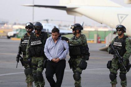 Omar Treviño Morales nunca ganó el poderío que tenía su hermano dentro de la organización criminal de Los Zetas (Foto: Cuartosucuro)